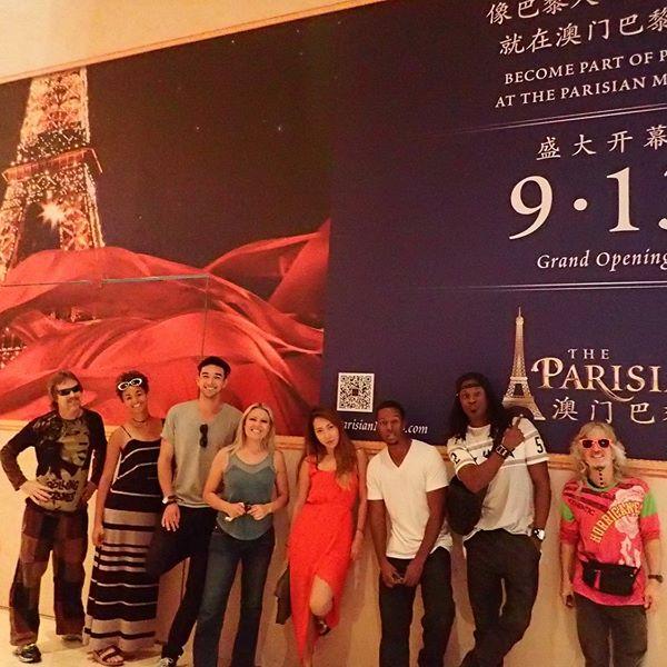 2016-09-13 Liquid Blue Band Performing in Macau (8)