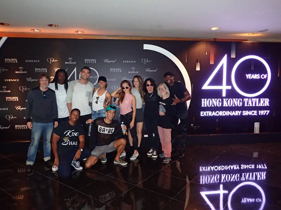 2017-09-24 Liquid Blue Band Performed in Hong Kong (23)