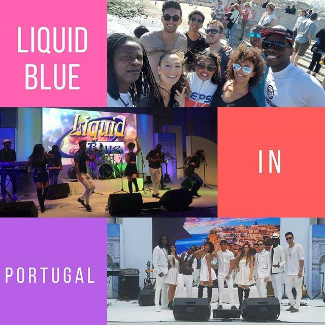 2018-06-12 Liquid Blue in Portugal
