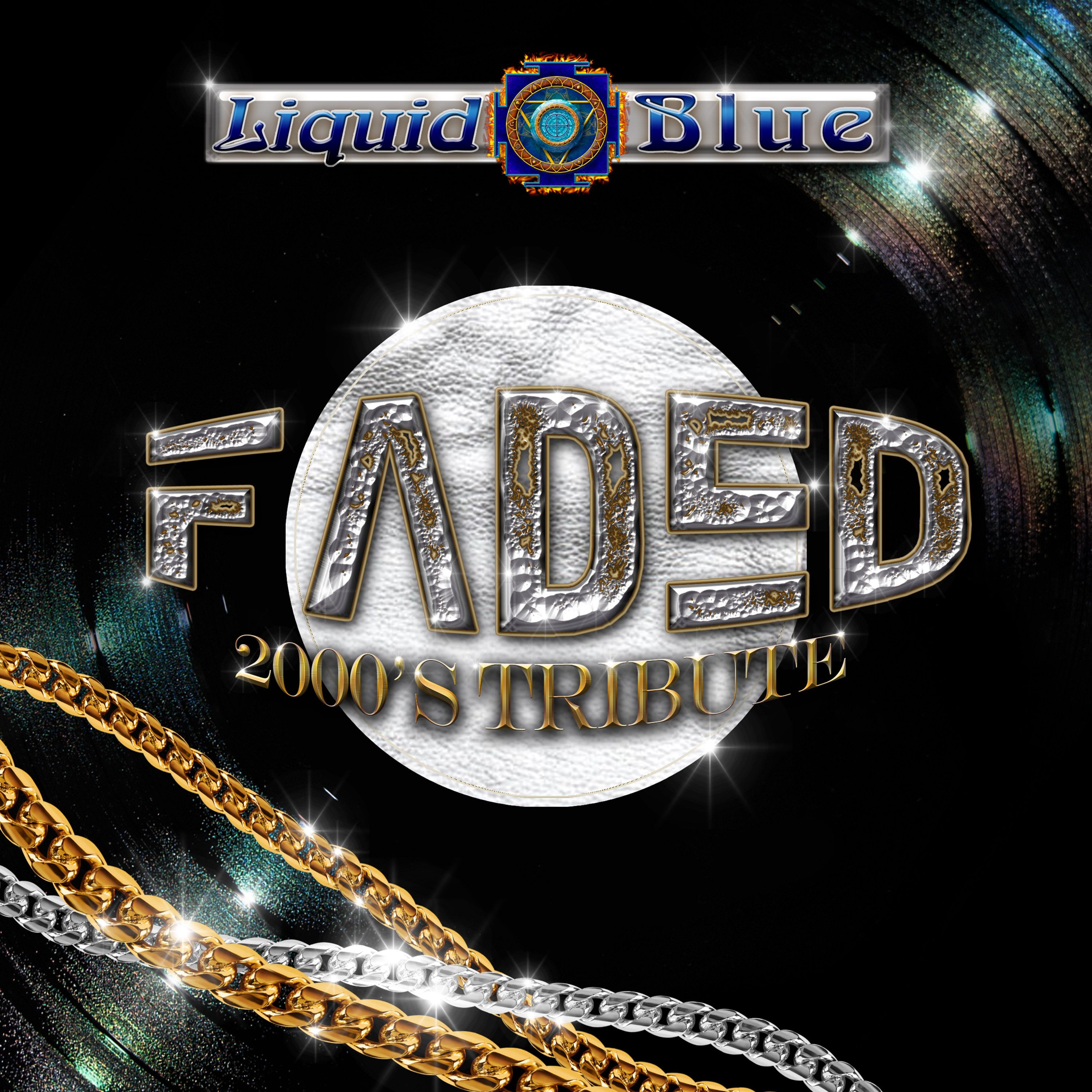 Faded 2000's Tribute - Liquid Blue