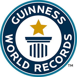 Guinness World Records - Liquid Blue