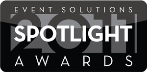 Spotlight Awards Badge 2011 Finalist Entertainer of the Year - Liquid Blue