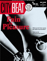 San Diego City Beat Pain is Pleasure - Liquid Blue