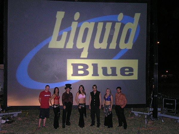 Douglas-AZ - Liquid Blue