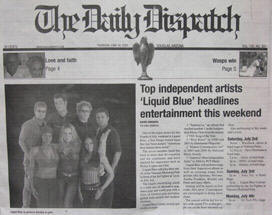 Douglas Newspaper