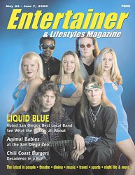 Entertainer - Liquid Blue