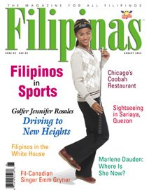 Filipinas Mag - Liquid Blue