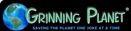 Grinning Planet - Liquid Blue