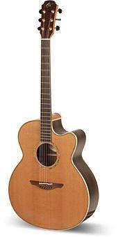 Nikki & Michael Receive Handcrafted Avalon Guitars - Liquid Blue