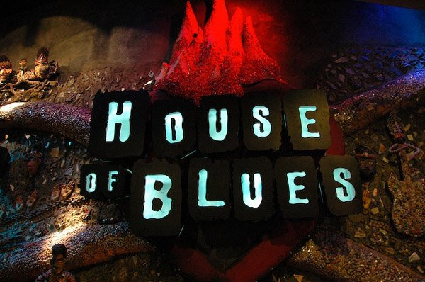 House Blues - Liquid Blue