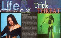 Layla Phil News Med - Liquid Blue