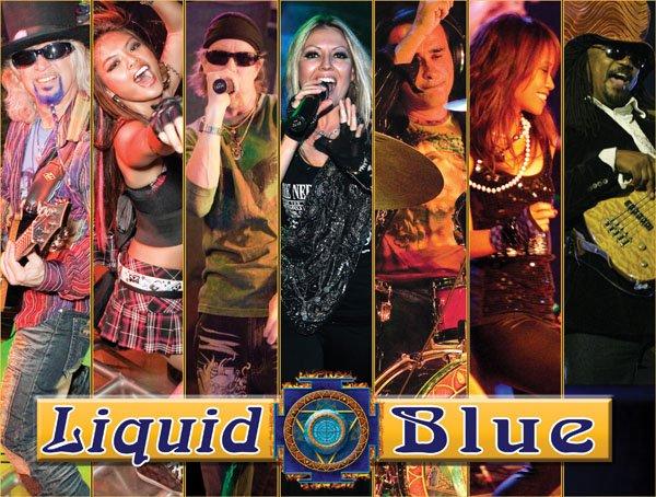 Liquid Blue Circa - Liquid Blue