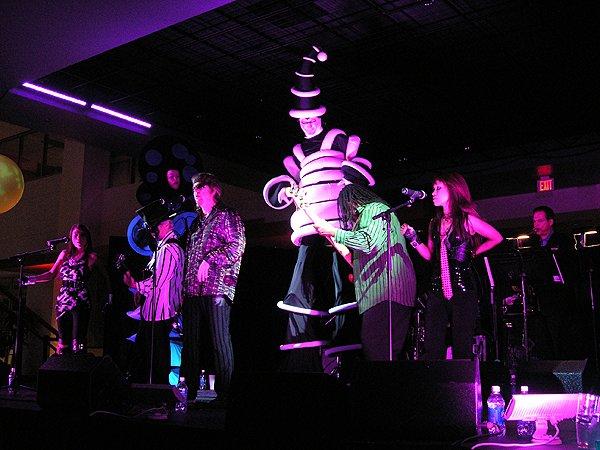 Liquid Blue Band In Naperville Il At Tellabs World Headquarters - Liquid Blue