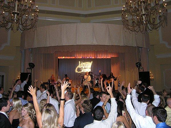 Liquid Blue Band In San Diego Ca At Hotel Del Coronado - Liquid Blue