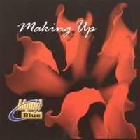 Making Up Cover - Liquid Blue