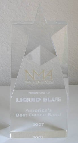 National Music Awards - Liquid Blue