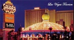 Sahara Casino - Liquid Blue