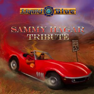 Sammy Hagar Tribute - Liquid Blue