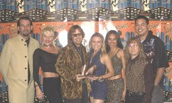 San Diego Music Awards Group - Liquid Blue