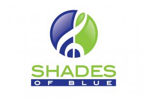 Shades of Blue - Liquid Blue