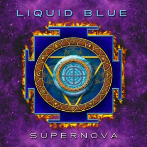 Supernova Cover - Liquid Blue