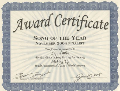 VH1 Song of The Year ROI