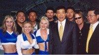With Governor - Liquid Blue