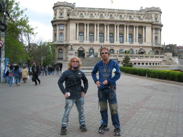 2007-04-19 Bucharest Romania 036