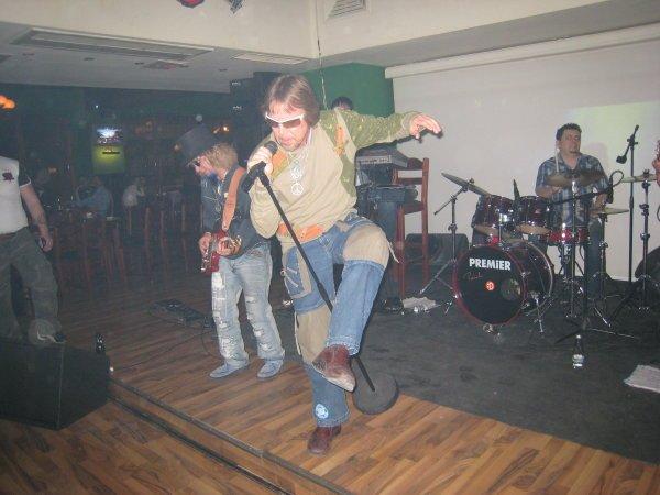 2007-04-20 Bucharest Romania Spice Bar 020