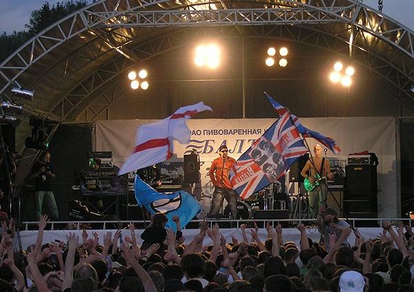 2008-06-07 Logoisk Belarus Beatles Festival 058