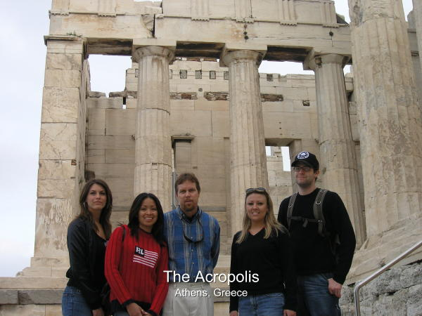 Acropolis World Heritage Site