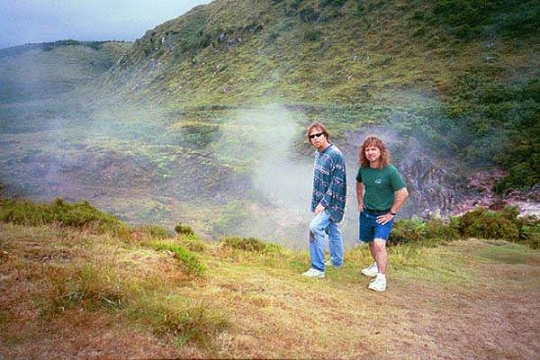 Active Strato Volcanoes