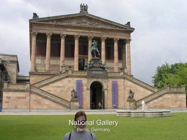 Alte National Gallery founded