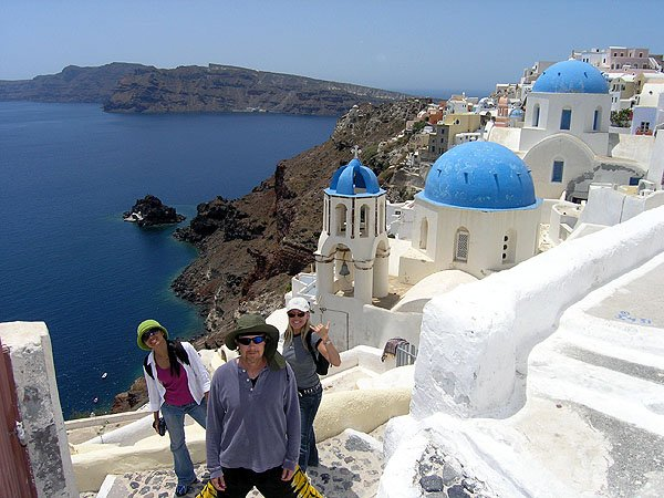 Another Santorini Postcard