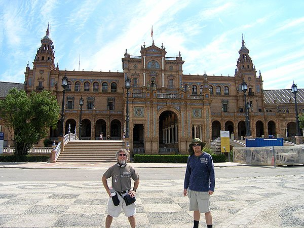 Artistic Cultural and Financial Capital of Southern Spain