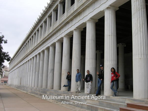 Athens Has Many Top Museums