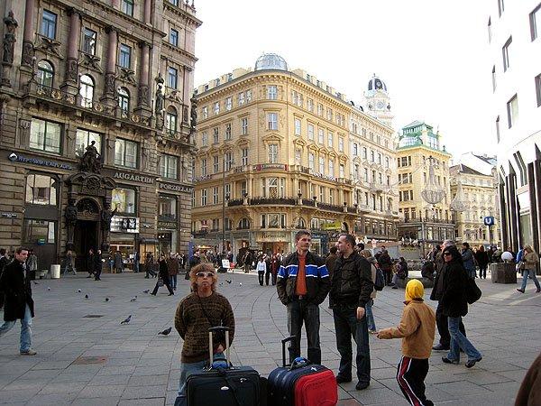 Vienna Austria Celeste