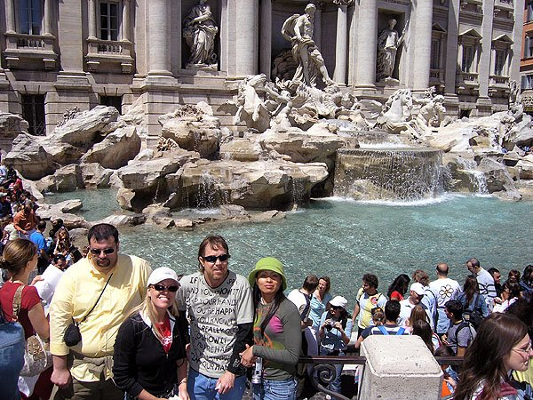 Baroque Fountains of Rome