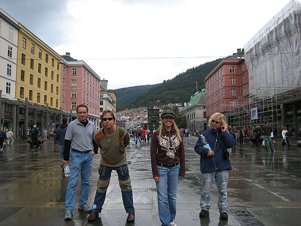 Bergen Largest City In Norway