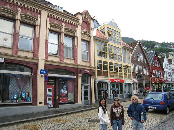 Bergen Was The Largest City In Norway