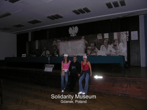 Birthplace of The Solidarity Movement