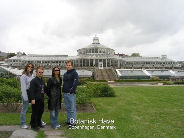 Botanisk Botanical Garden