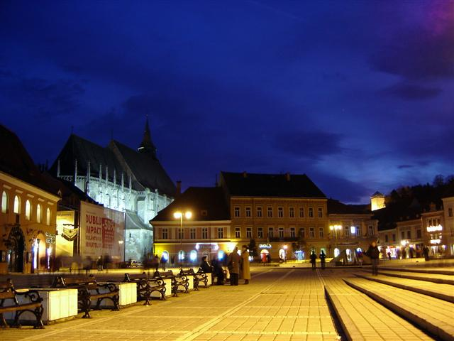 Braşov Council Square