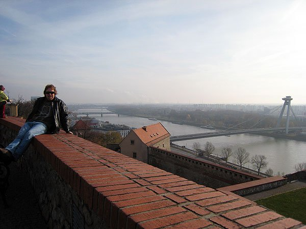 Bratislava Is Picturesquely Situated