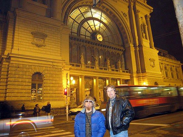 Budapest Eastern Railway Station