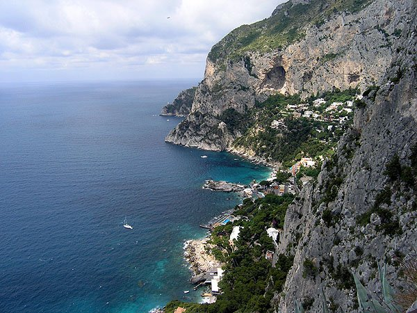 Capri Ranked In The Top Five For Beauty