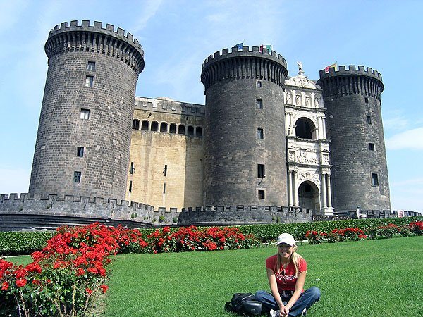 Castel Nuevo Castle Built