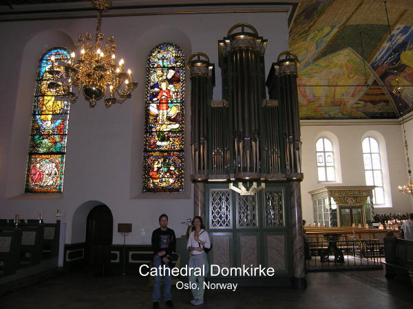 Cathedral Domkirke