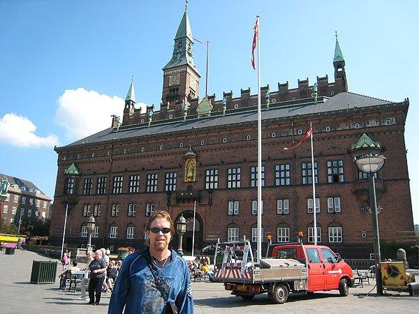 Central Copenhagen