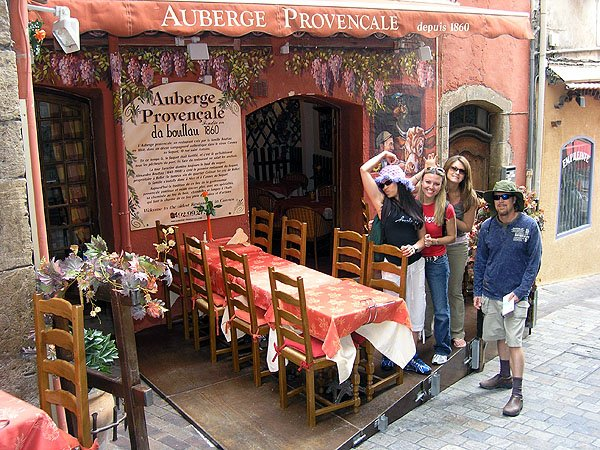 Charming Old Rrestaurant